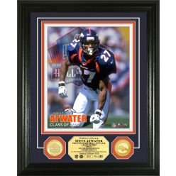 Steve Atwater 2020 Hall of Fame Bronze Coin Photo Mint