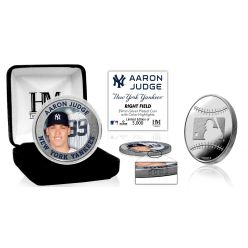 Aaron Judge Silver Mint Coin