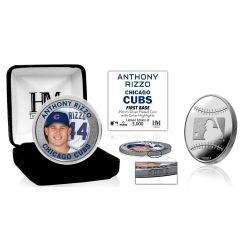 Anthony Rizzo Silver Mint Coin