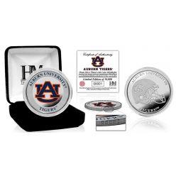 Auburn University Color Silver Coin