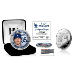 Cody Bellinger Silver Mint Coin