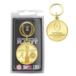 College Football National Championship Alabama vs Ohio State Keychain