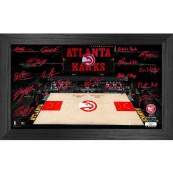 Atlanta Hawks 2021 Signature Court
