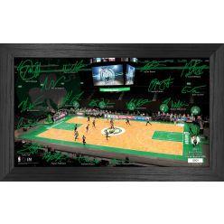 Boston Celtics 2021 Signature Court
