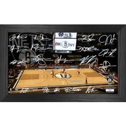 Brooklyn Nets 2021 Signature Court