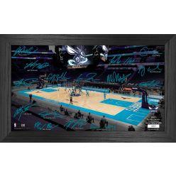 Charlotte Hornets 2021 Signature Court