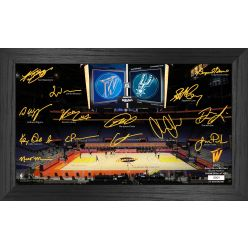 Golden State Warriors 2021 Signature Court