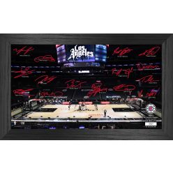 LA Clippers 2021 Signature Court