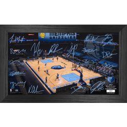 Memphis Grizzlies 2021 Signature Court