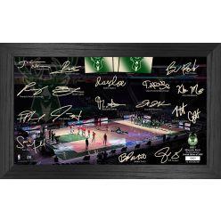 Milwaukee Bucks 2021 Signature Court