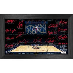New Orleans Pelicans 2021 Signature Court