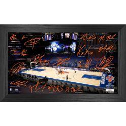 New York Knicks 2021 Signature Court