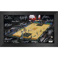 Orlando Magic 2021 Signature Court