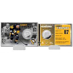 Sidney Crosby Silver Coin Card