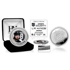 Drew Doughty Color Silver Coin