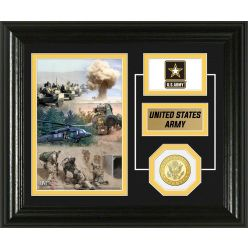 United States Army Bronze Coin Desktop Photo Mint