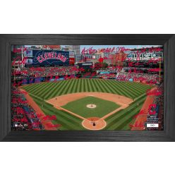 Cleveland Indians 2021 Signature Field Photo Frame