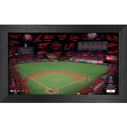 Los Angeles Angels 2021 Signature Field Photo Frame