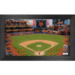 New York Mets 2021 Signature Field Photo Frame