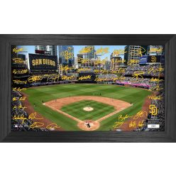 San Diego Padres 2021 Signature Field Photo Frame