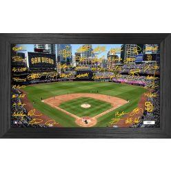 San Diego Padres 2021 Signature Field Photo Frame
