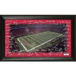 Atlanta Falcons 2020 Signature Gridiron Collection