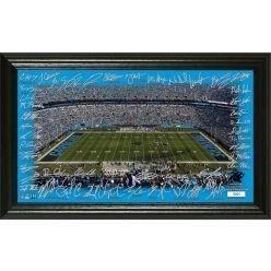 Carolina Panthers 2020 Signature Gridiron Collection