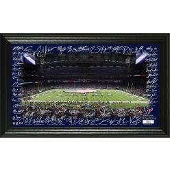 Houston Texans 2020 Signature Gridiron Collection