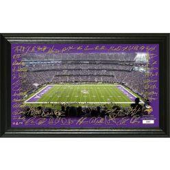 Minnesota Vikings 2020 Signature Gridiron Collection