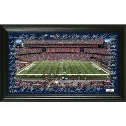New England Patriots 2020 Signature Gridiron Collection