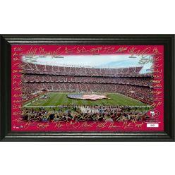San Francisco 49ers 2020 Signature Gridiron Collection