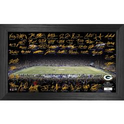 Green Bay Packers 2021 Signature Gridiron Collection