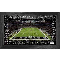 Las Vegas Raiders 2021 Signature Gridiron Collection