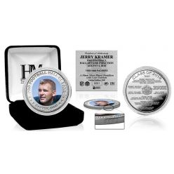 Jerry Kramer 2018 Pro Football HOF Induction Silver Color Coin