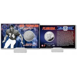 Jack Youngblood Ring of Honor Silver Coin Card