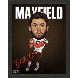 Baker Mayfield Framed Dynamo