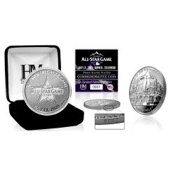 2021 MLB All Star Game Silver Coin