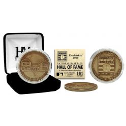National Baseball Hall of Fame Bronze Commemorative Coin