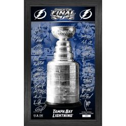 Tampa Bay Lightning 2020 Stanley Cup Signature Trophy