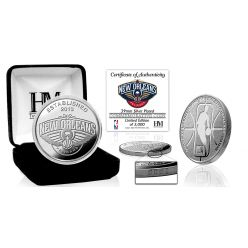New Orleans Pelicans Silver Mint Coin