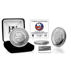 New York Islanders Silver Mint Coin