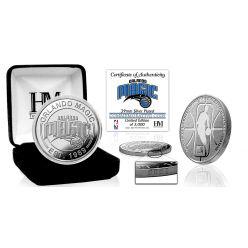 Orlando Magic Silver Mint Coin