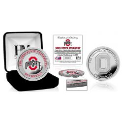 Ohio State University Color Silver Coin