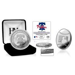Philadelphia Phillies Silver Coin