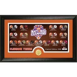 Clemson Tigers 2016 CFP Championship Pano Photo Mint