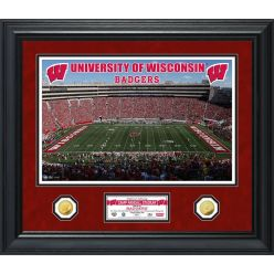University of Wisconsin Special Edition Gold Coin Photo Mint