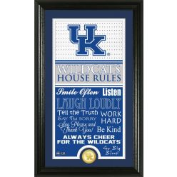 """University of Kentucky """"House Rules"""" Supreme Bronze Coin Photo Mint"""