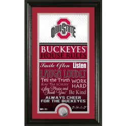 """Ohio State University """"House Rules"""" Supreme Bronze Coin Photo Mint"""