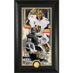 Marc Andre Fleury Supreme Bronze Coin Photo Mint