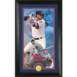 Kris Bryant Supreme Bronze Coin PhotoMint
